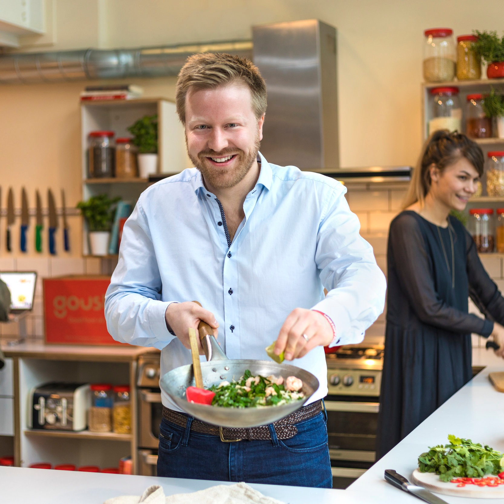 """Gousto - Investment received: £72.6 millionJobs created: 500+German-born entrepreneur Timo Boldt is the founder and CEO of Gousto, the recipe box company. Sending almost 2 million meals to customers each month, Gousto is scaling fast with consistent year on year growth.""""It's important the language of future legislation is inviting of the talent we require."""""""