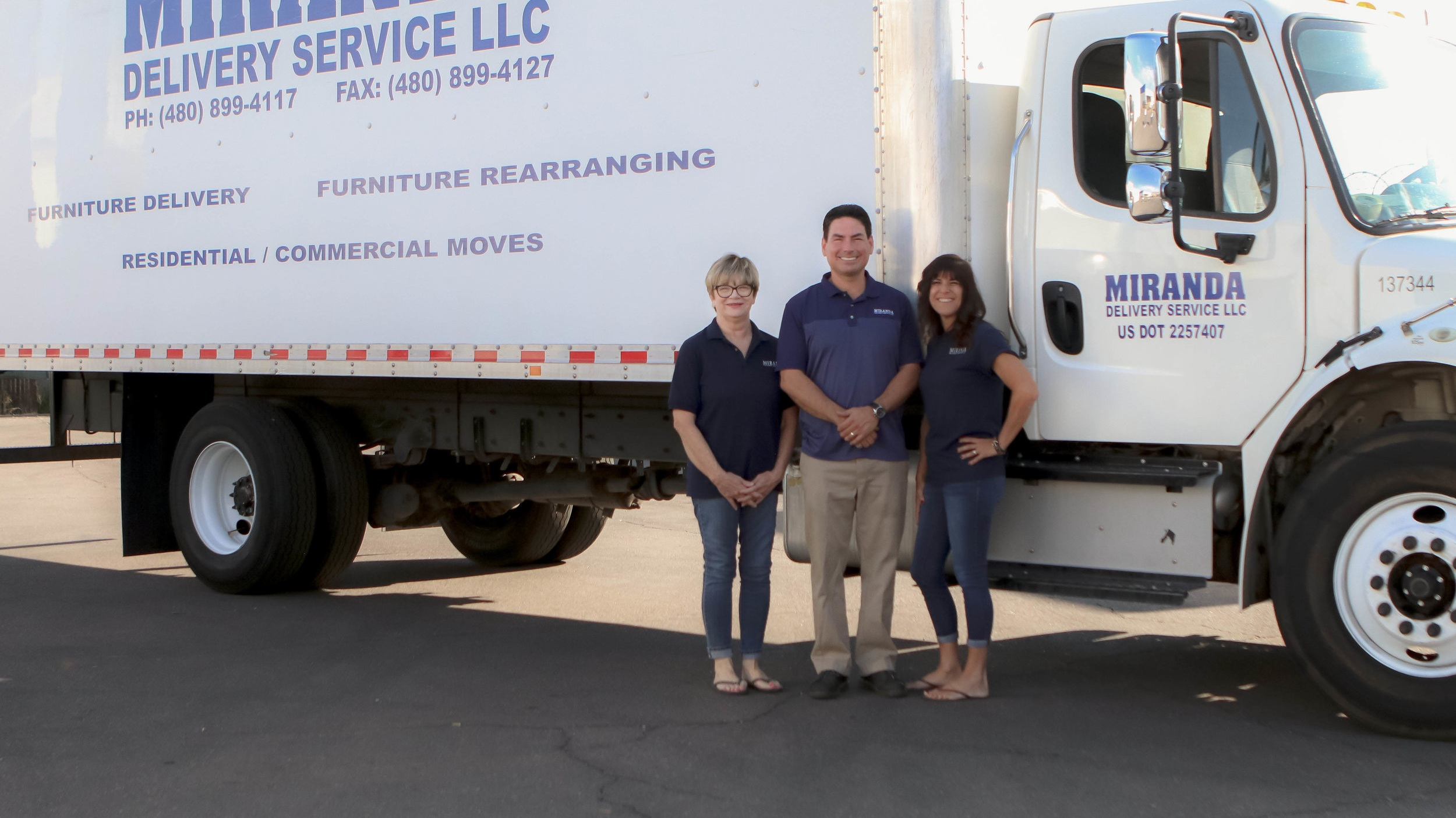 Phoenix Moving Storage And Delivery Miranda Delivery Service