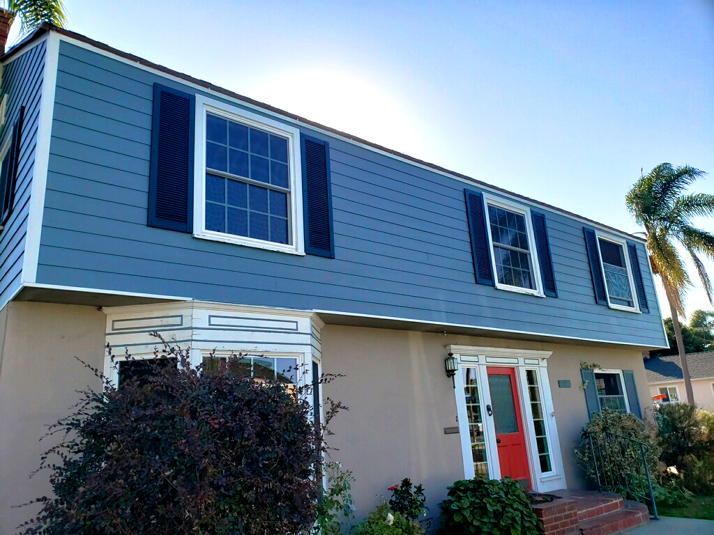 James Hardie ColorPlus Siding  Long Beach, Ca