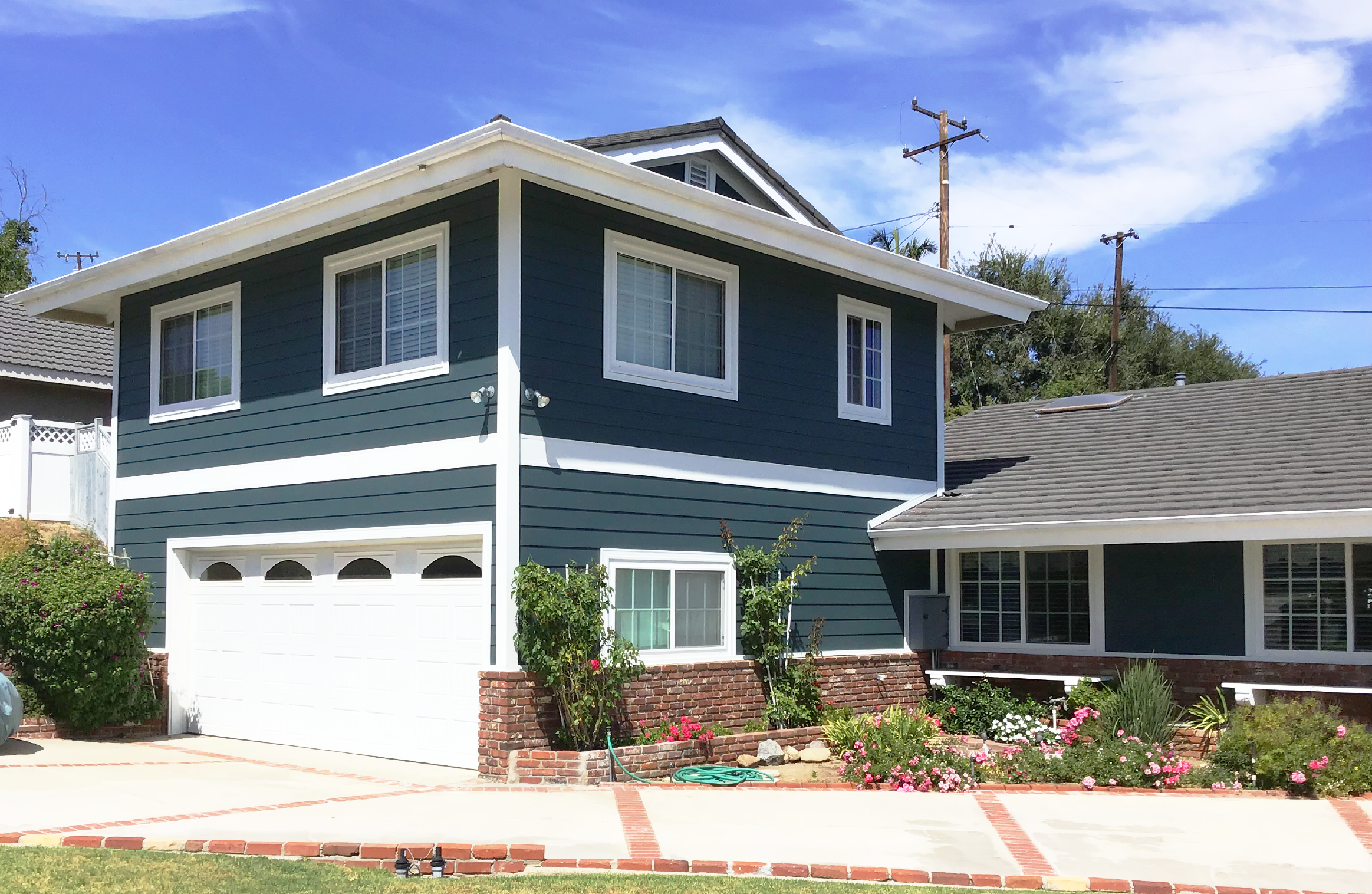 Celect Cellular Composite Siding  Fullerton, CA