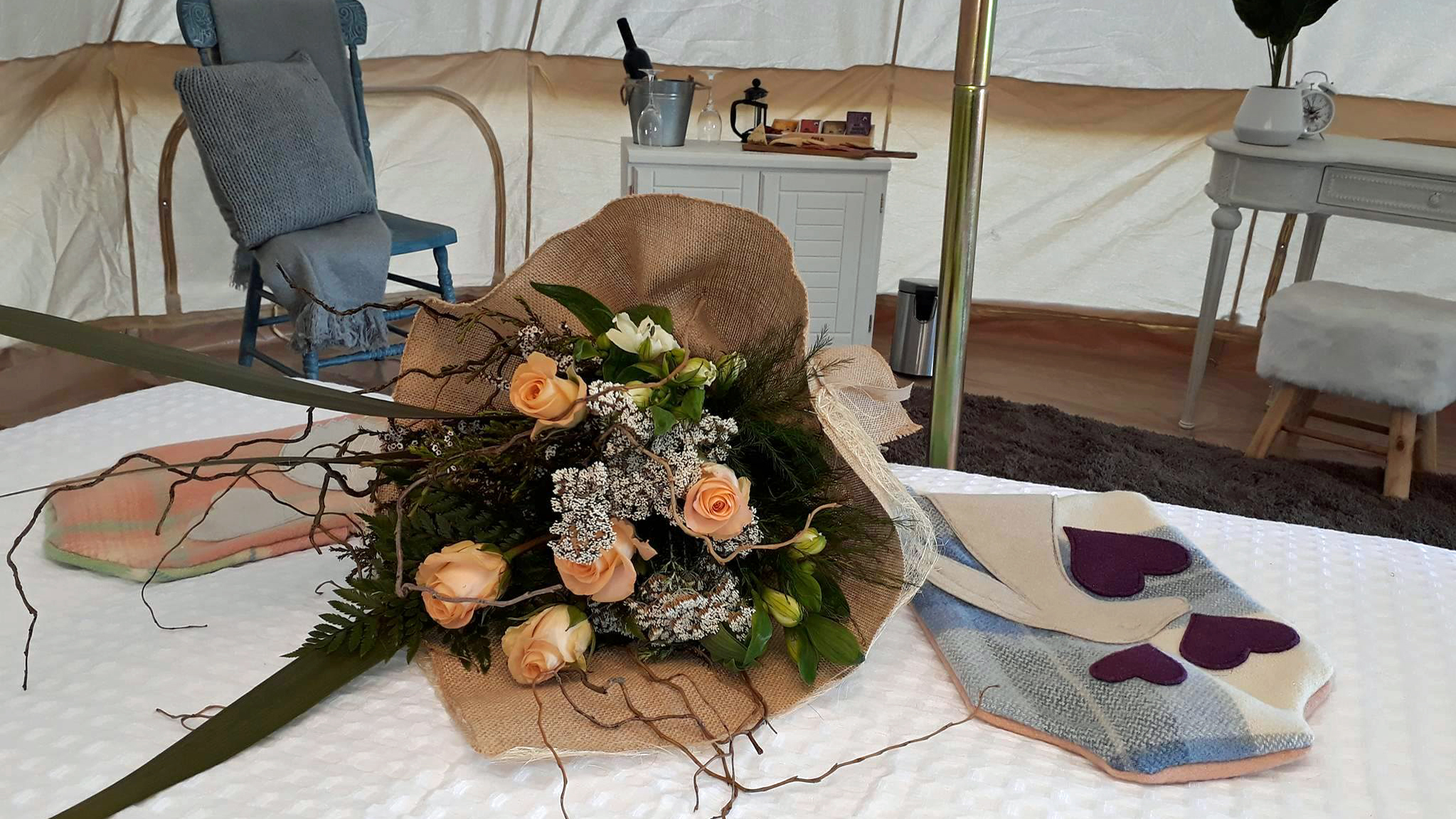 Just Hitched Glamping Luxury Acommodation