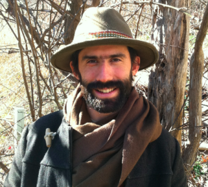 Zev Friedman - A gracious and experimental permaculturalist who introduced me to the pattern beauty of the natural world