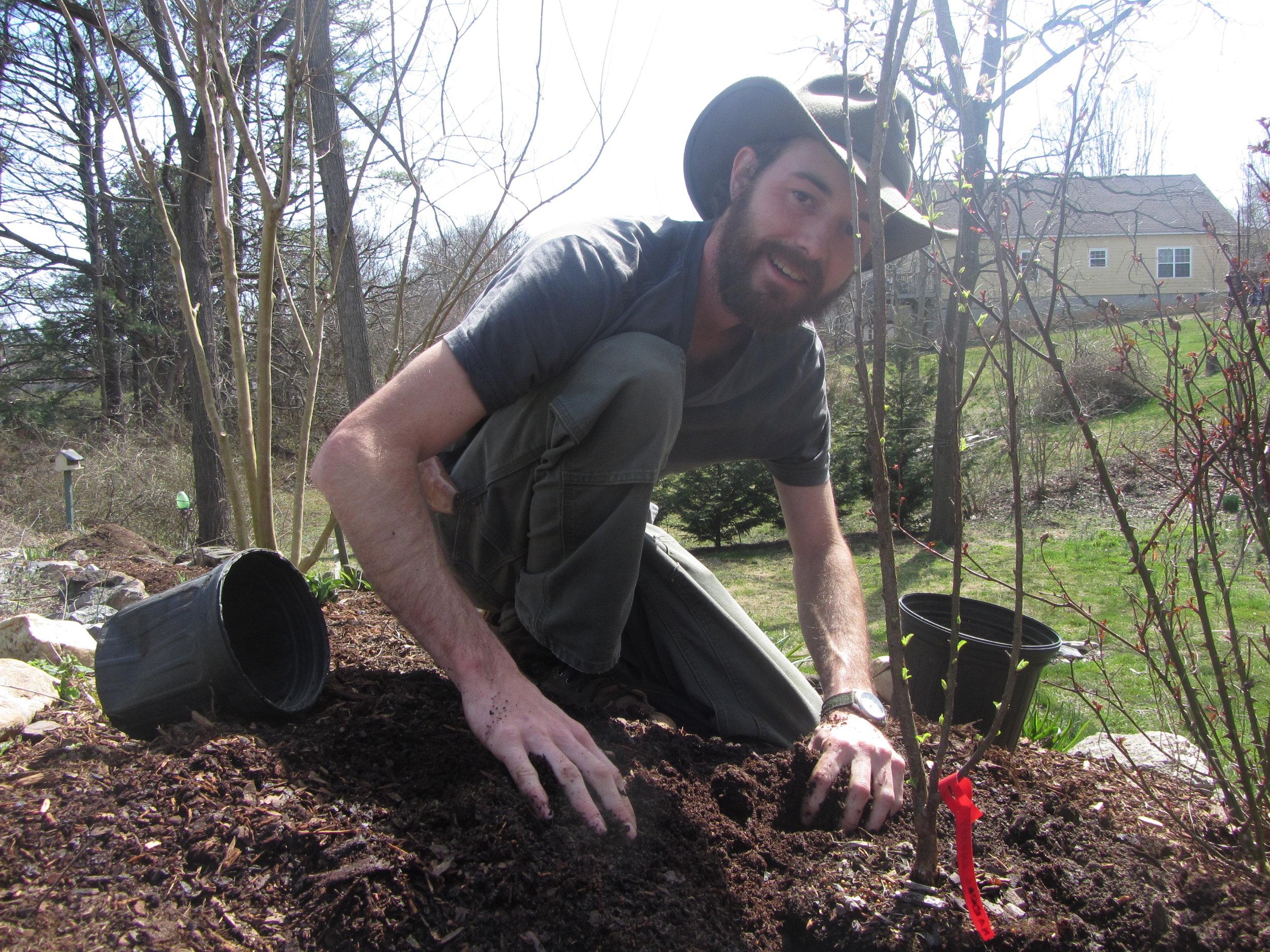 Dylan Ryals-Hamilton - A hard-working, loyal teacher with a knack for urbanite walls