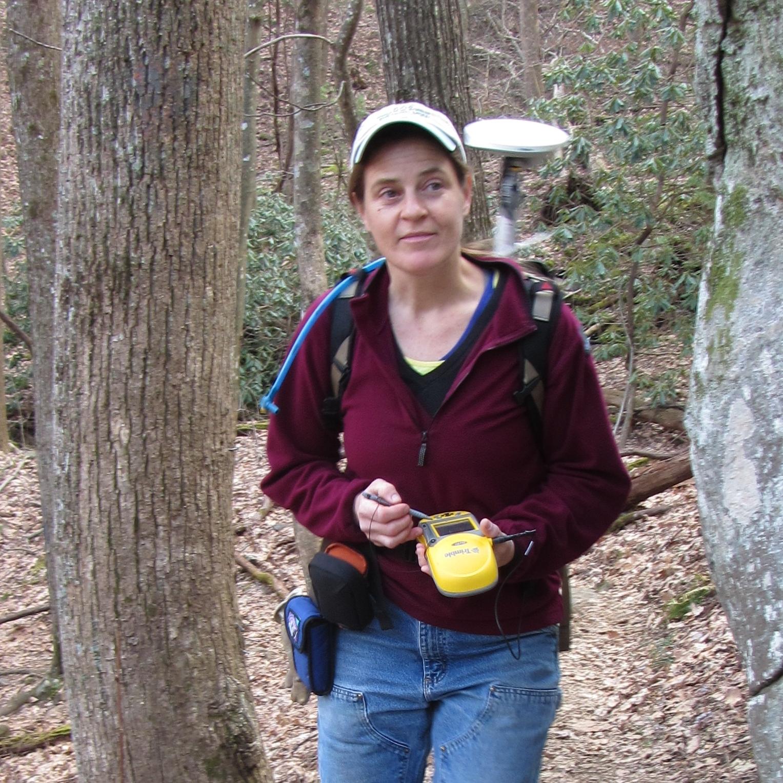 Valerie Naylor > Trails Specialist
