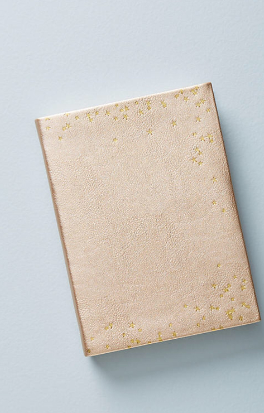 Journal - You can iron patches on to this journal!