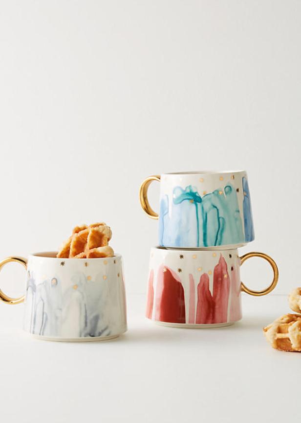 Mugs - Mugs are definitely the way to go!