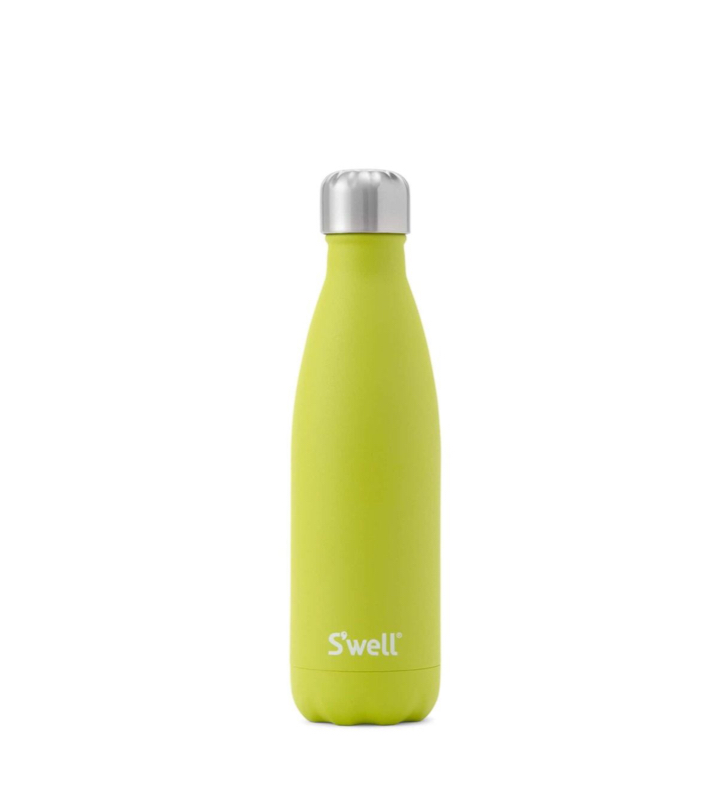 A Water Bottle - Staying hydrated while exercising is extremely important. I love bringing a cute water bottle with me to the gym or to a dance class!