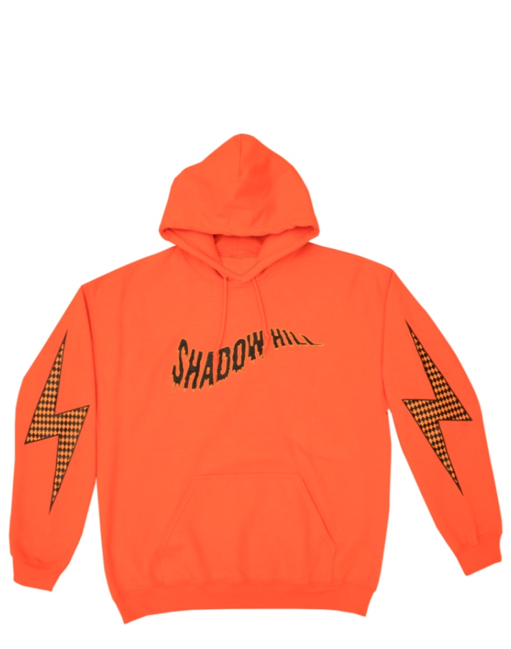 - This hoodie is super cool and I love the brand!