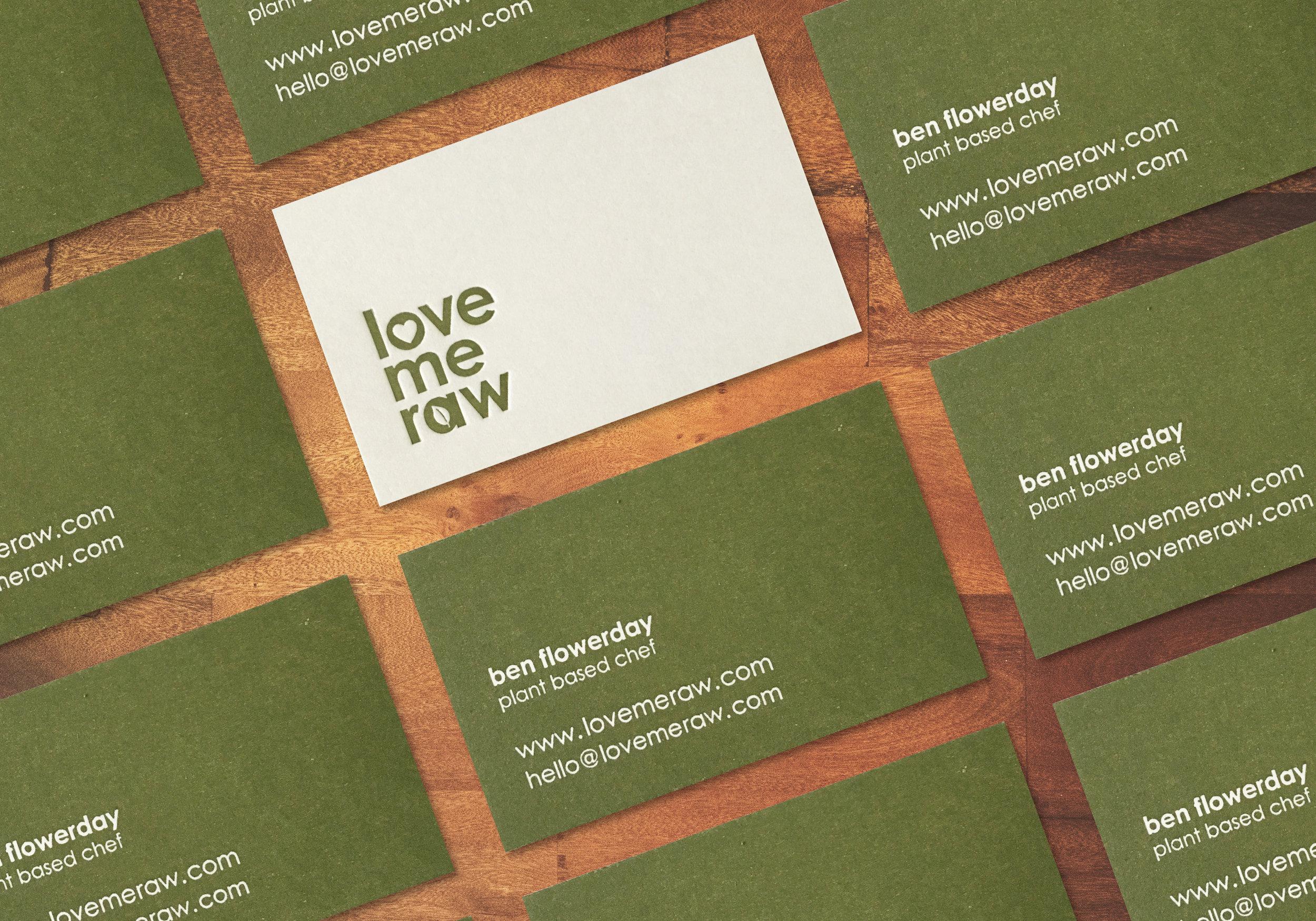 LOVE ME RAW  : BRAND IDENTITY + GRAPHIC DESIGN  view more...