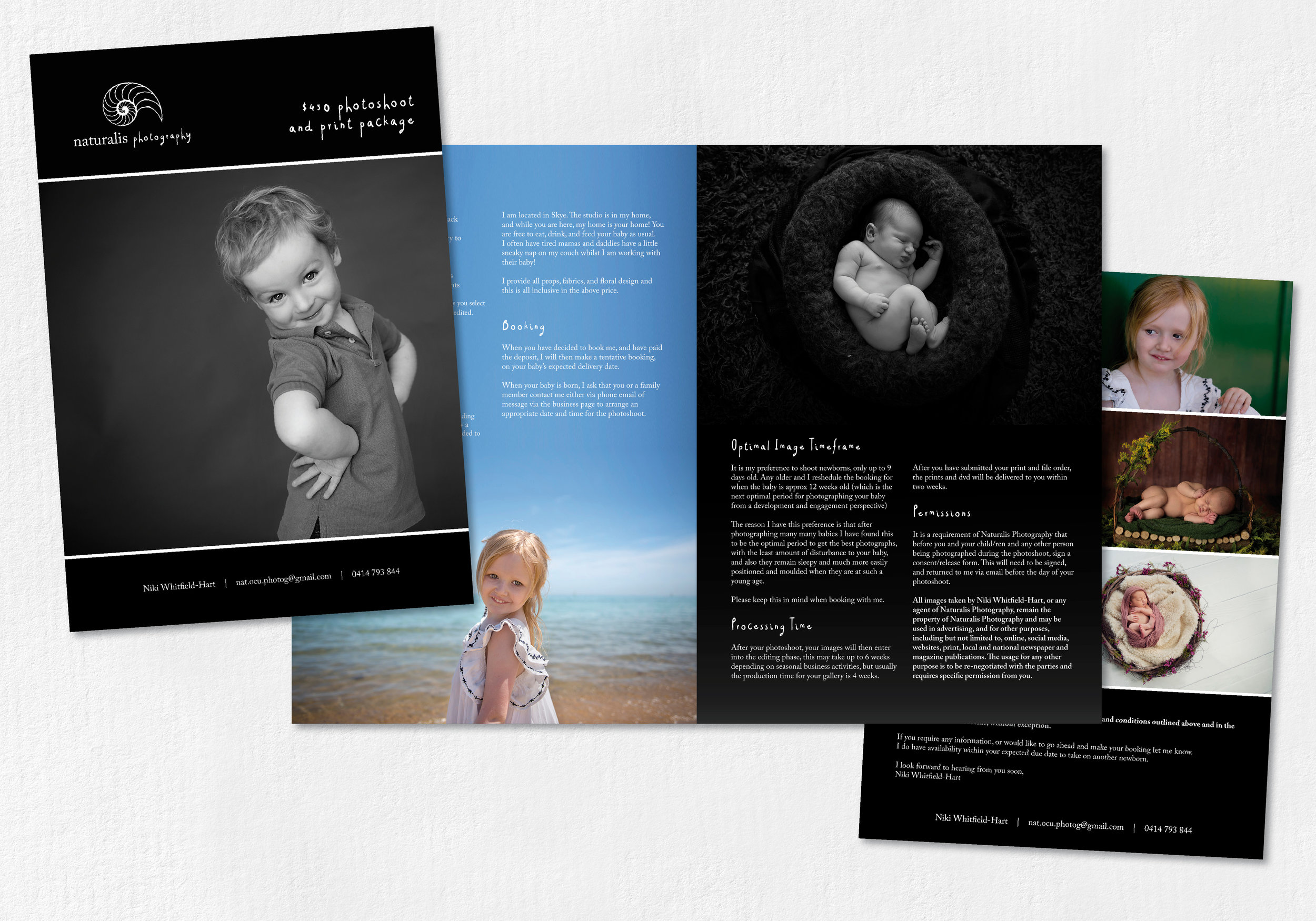 NATURALIS OCULUS PHOTOGRAPHY  : BRAND IDENTITY + GRAPHIC DESIGN  view more...