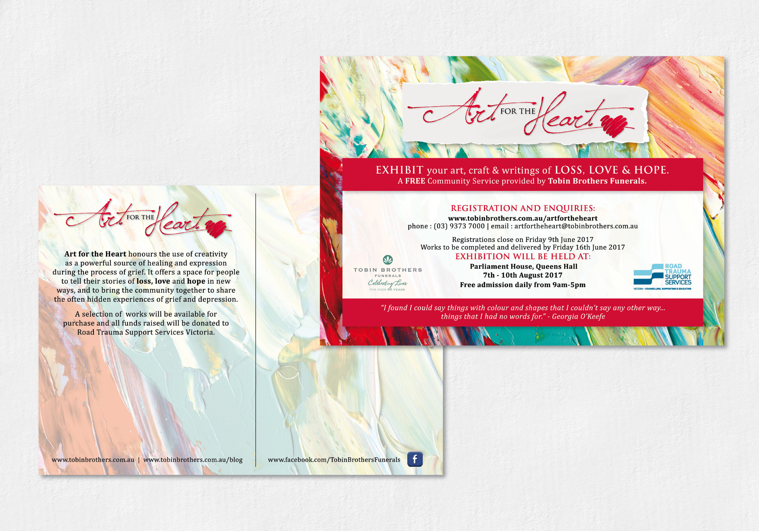 ART FOR THE HEART  : GRAPHIC DESIGN  view more...