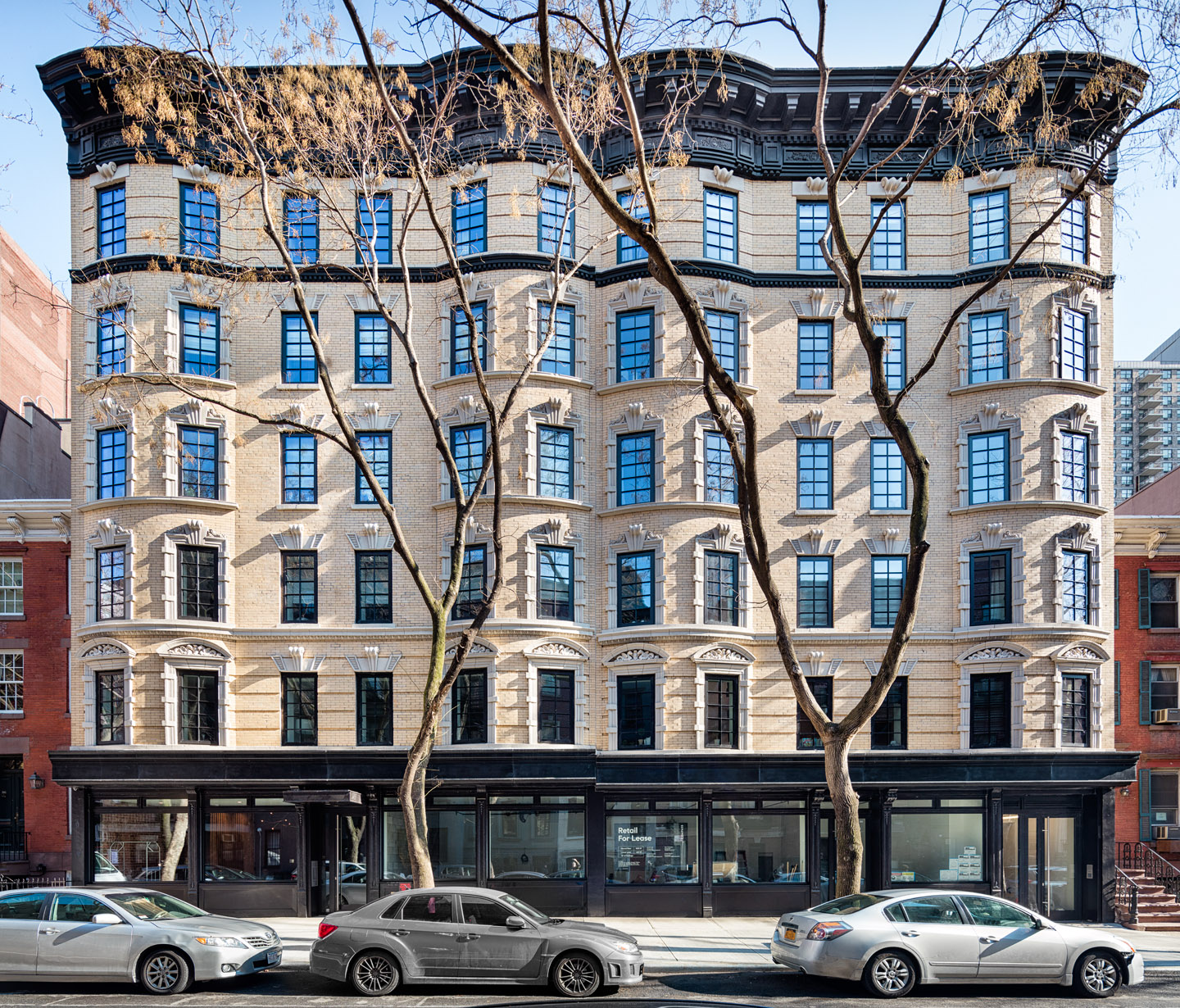245 east 78th street is presented with the yorkville heritage award - By Friends of the Upper East Side, March 26th, 2019; Photo Credit: Raimond Koch