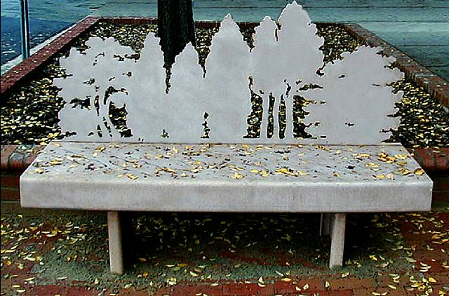 Chapel Hill Bench