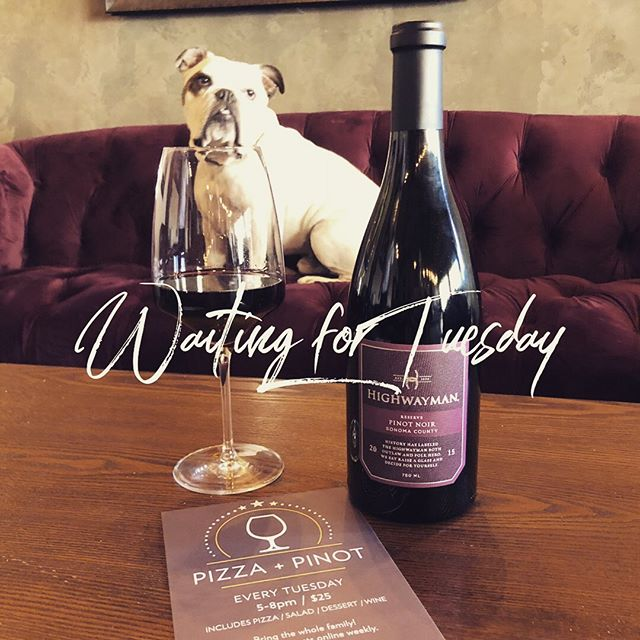 Counting the days until next Tuesday - Pizza + Pinot - this time Highwayman Wines  is joining us @highwaymanwines @generalsdaughtersonoma @ramekinssonoma - what could be more delicious ? #sonoma #sonomawines #sonomacounty #sonomavalley #wineinsonoma #wineinsonomavalley and if you can't wait til Tuesday to taste their wine then come join us this Sunday August 4th at Cornerstone Sonoma and the Sunset Test Kitchen @cornerstonesonoma - we are launching our first Sundays at Cornerstone Music Series - from 12-3 - admission is free - food @sushimotos #sushiandwine #sushiandwinetime Beer @paloozabrewerygastropub - more wine @meadowcroft_wines @obsidianwineco - but wait there is more! @prohibitionspirits is serving #adventureousspirits out of their famous Trav-L-Bar. Summer is here !!!! #cornerstonesonoma