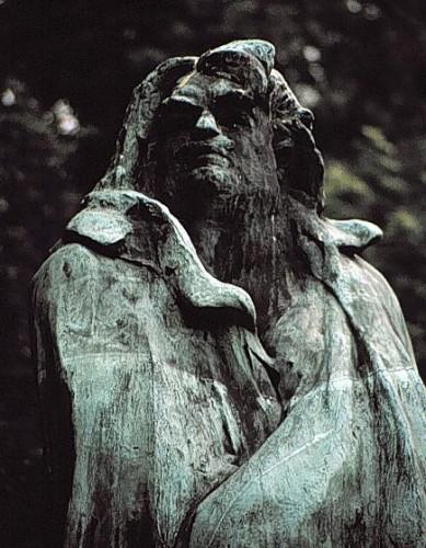Rodin's Balzac