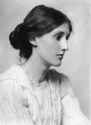 """Virginia Woolf: """"What a lark! What a plunge!"""""""
