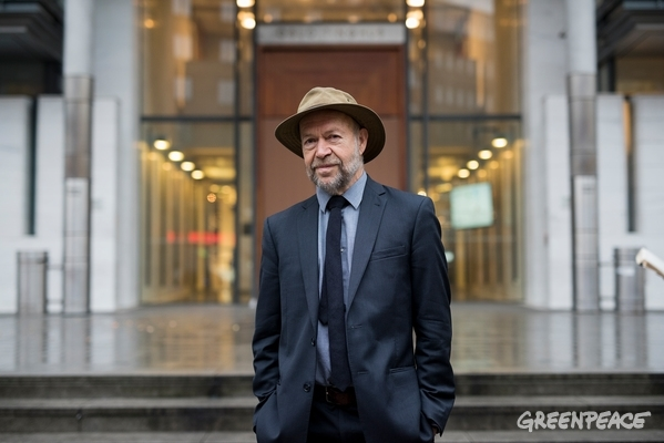 Dr James Hansen, 2016