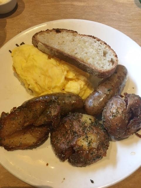 """""""Lola Breakfast"""" includes all the breakfast favorites!"""