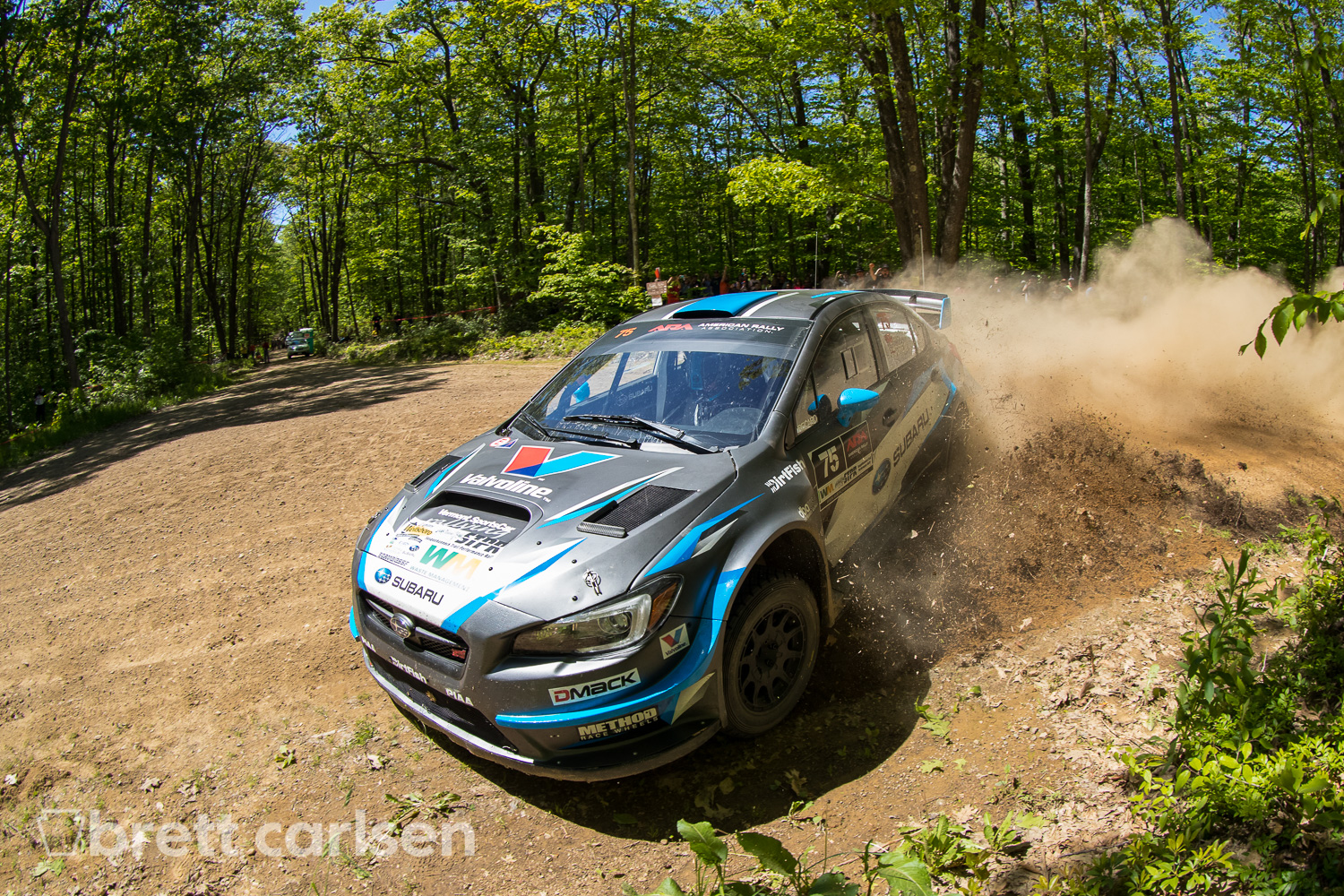 Susquehannock Trail Performance Rally