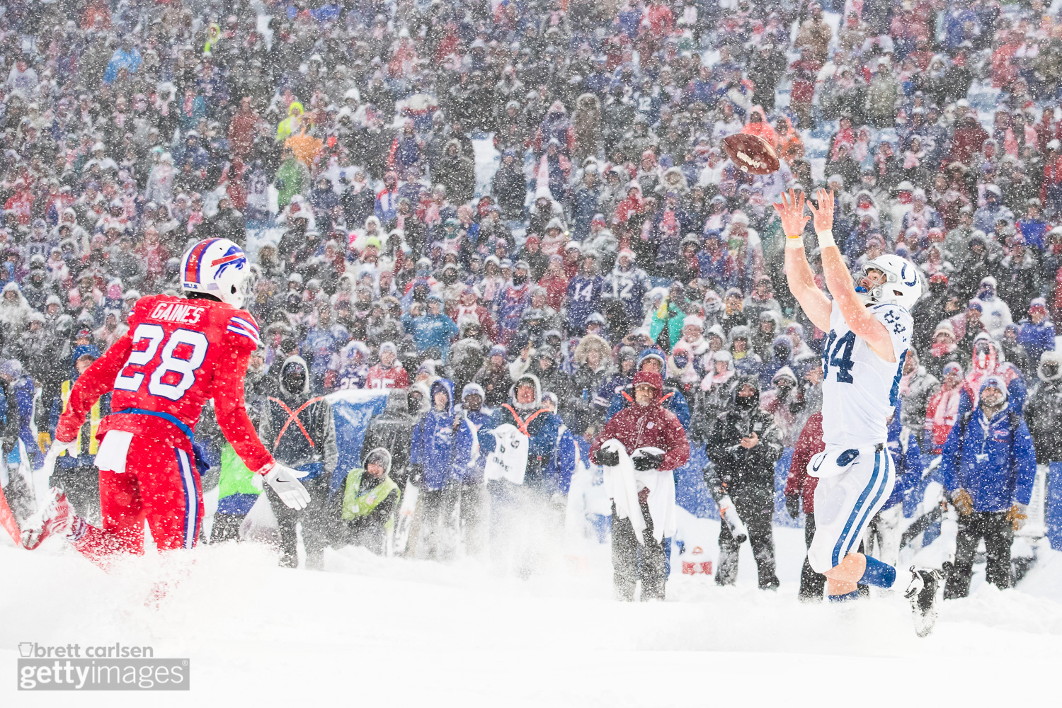 Indianapolis Colts v Buffalo Bills