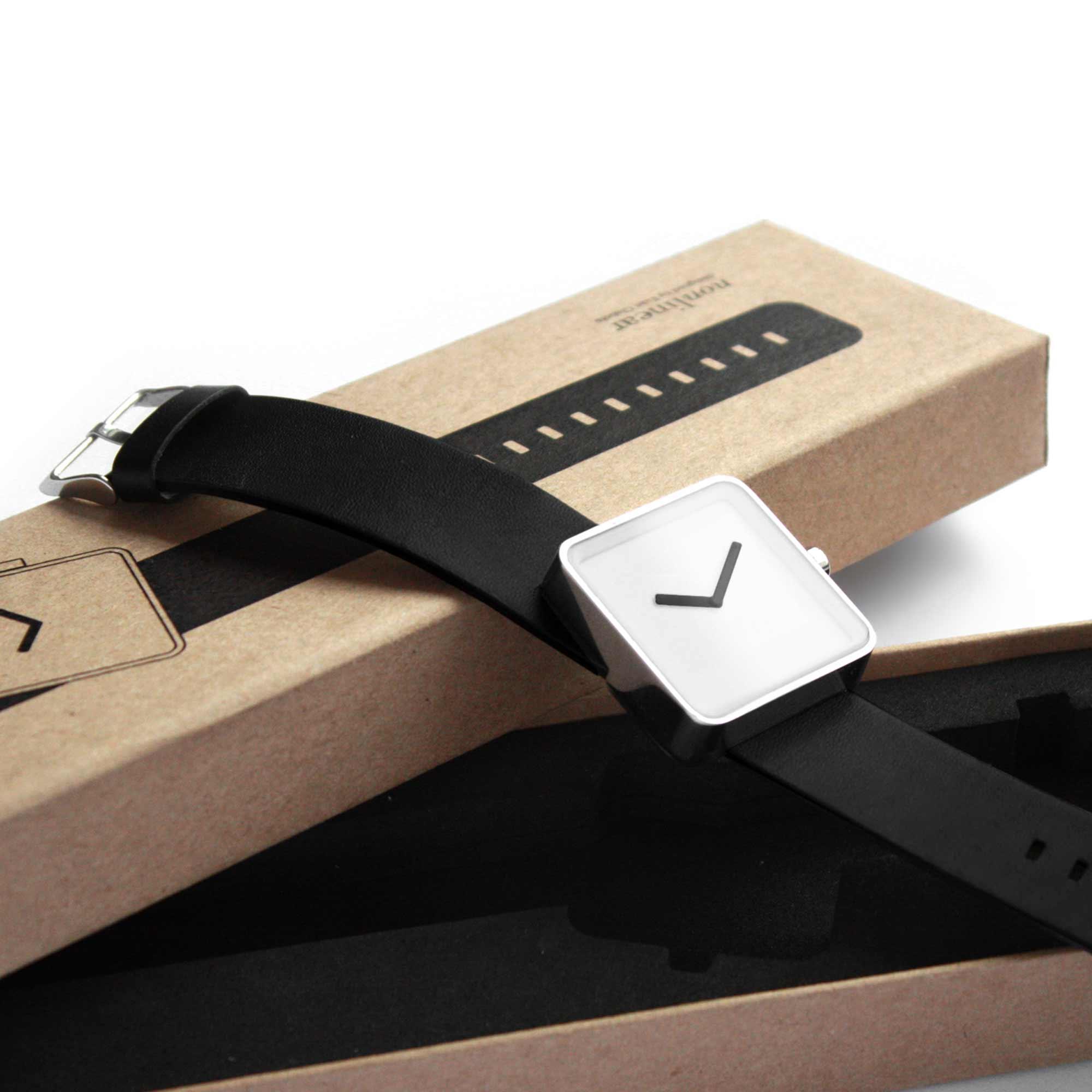 Slip Watch Packaging   Client: Nonlinear 2010