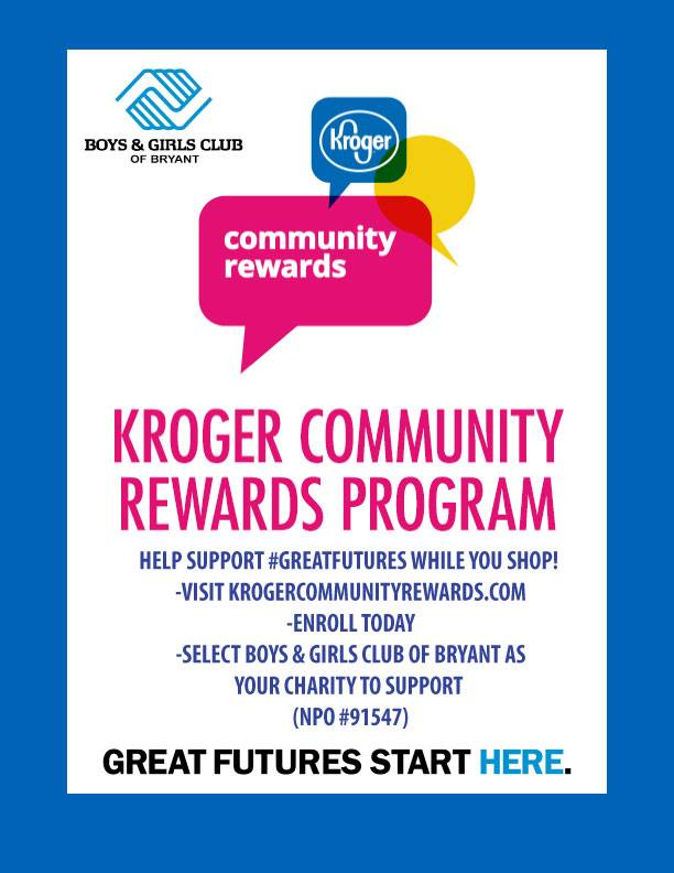Shop at Kroger! -