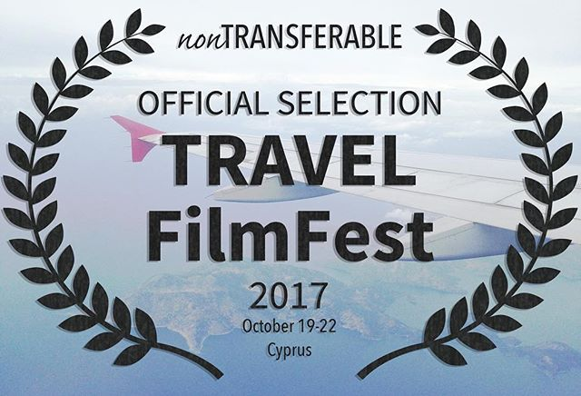 Excited to be accepted to @TravelFest2017! What festivals are near you?!?