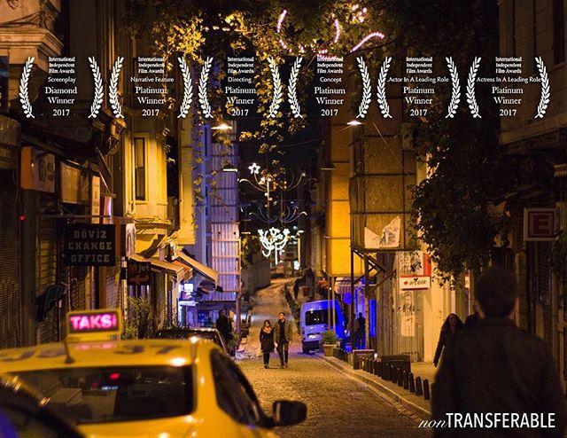 WINNER, INTERNATIONAL INDEPENDENT FILM AWARDS: • Screeneplay • Narrative Feature • Concept • Best Actor • Best Actress • Directing