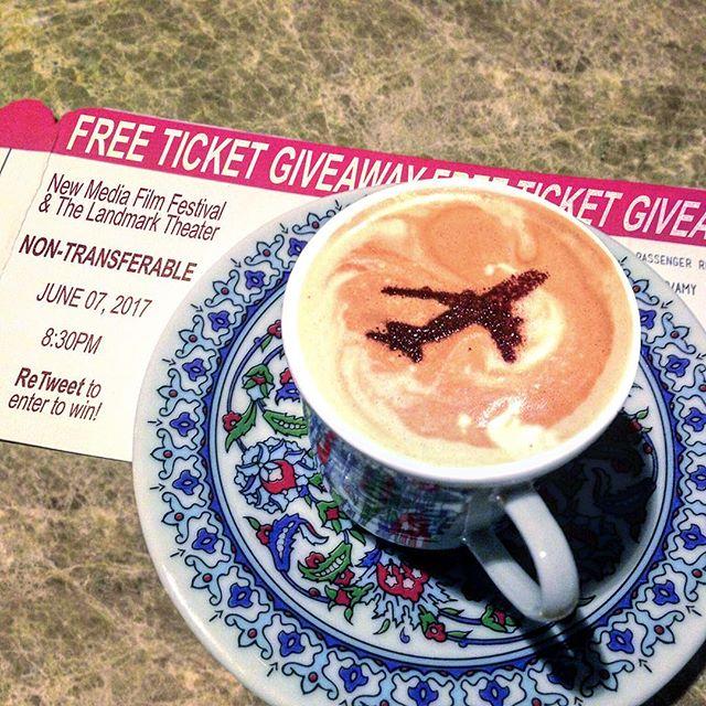 Win a FREE TICKET on our twitter @NonTransferFilm courtesy of @newmediafilmfestival! #nontransferablefilm #screening #redcarpet #premier #meetup #filmfestival #contest #ticketgiveaway #losangeles Tag a friend below!
