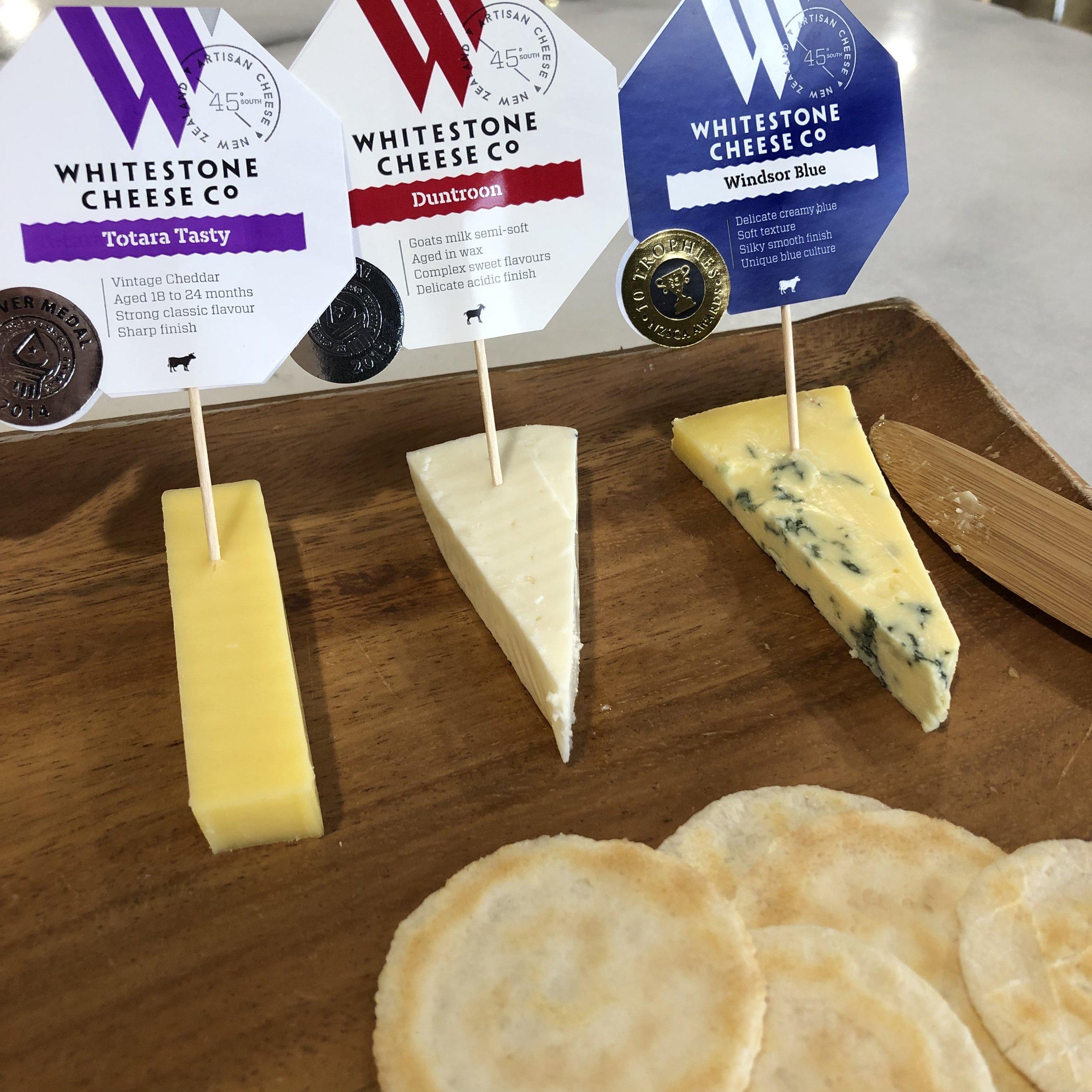 Whitestone Cheese