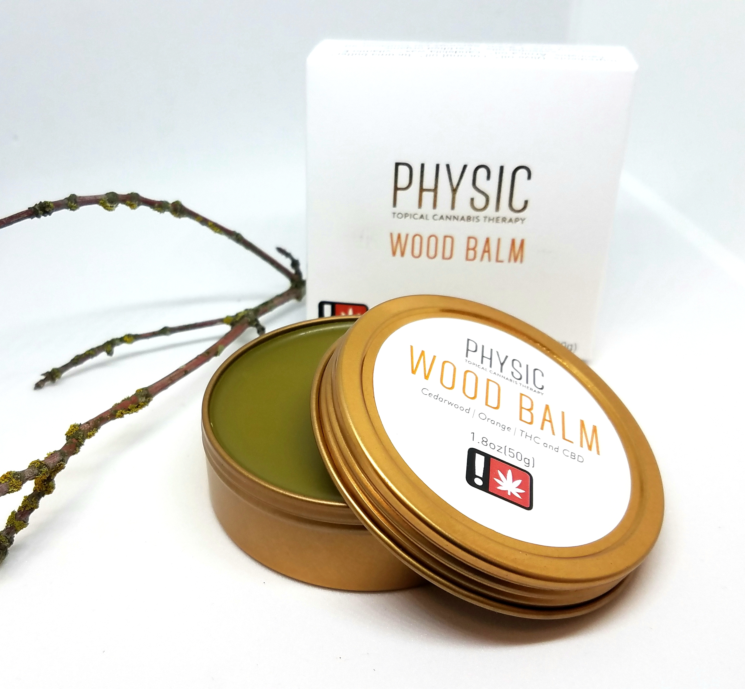 Wood Balm from Physic