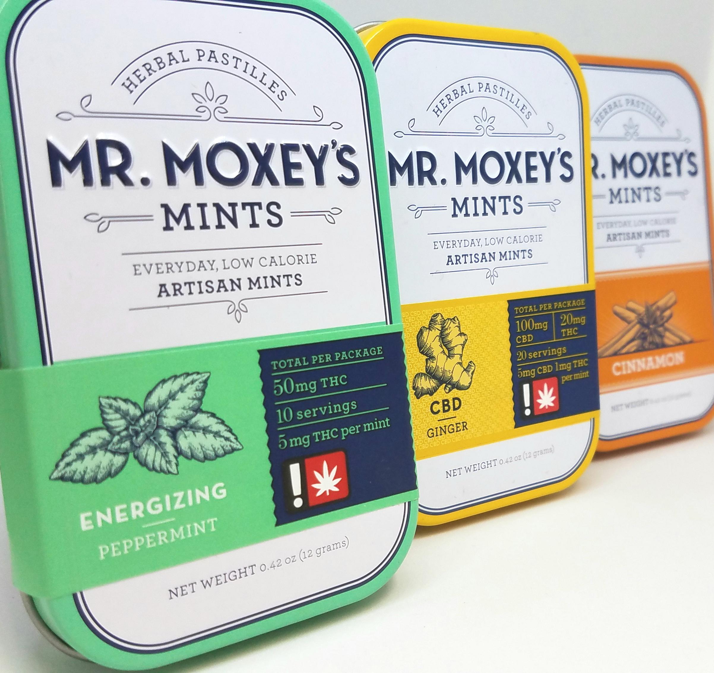 Mr. Moxey's Mints