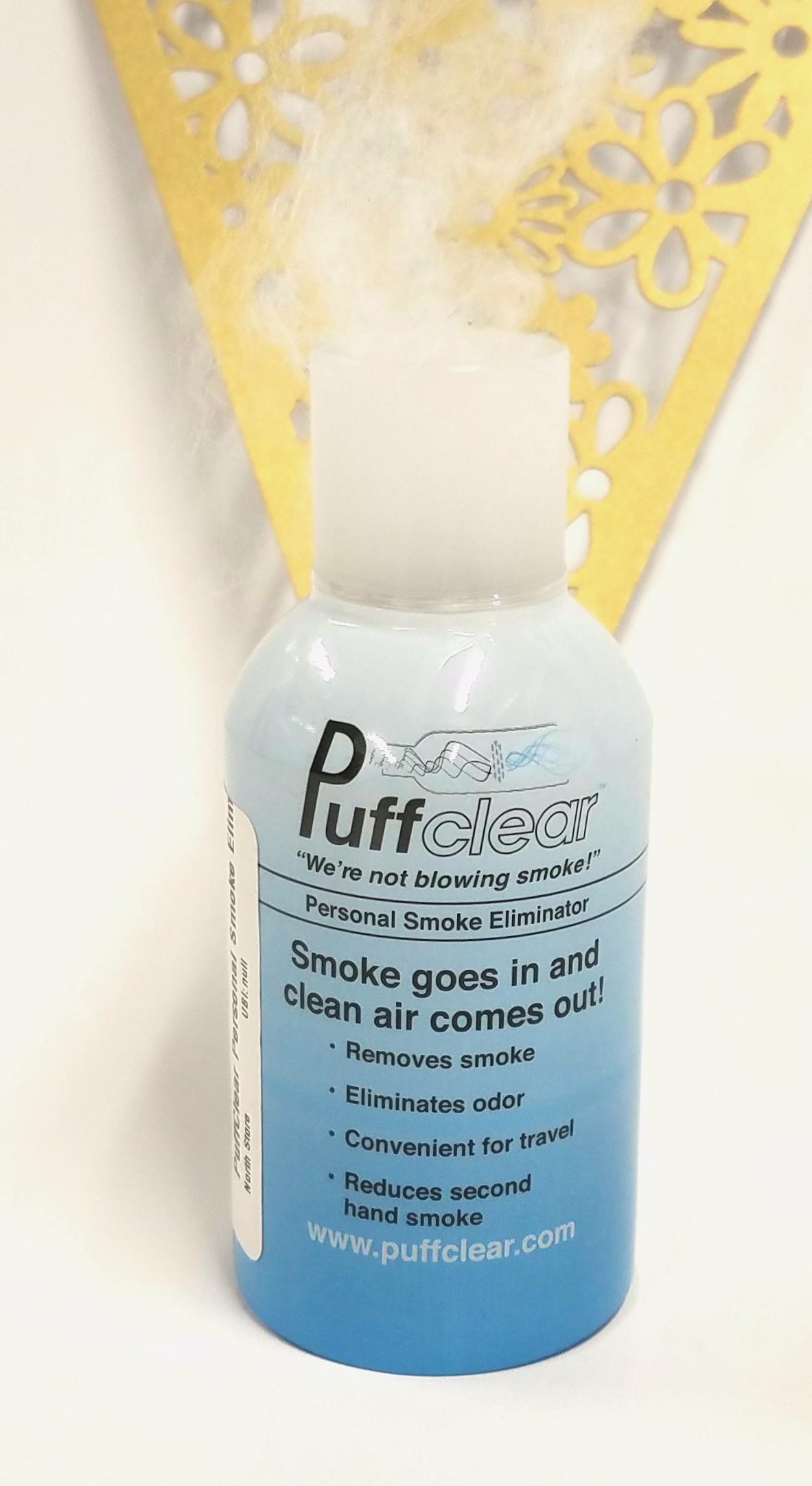 Puffclear Personal Smoke Eliminator