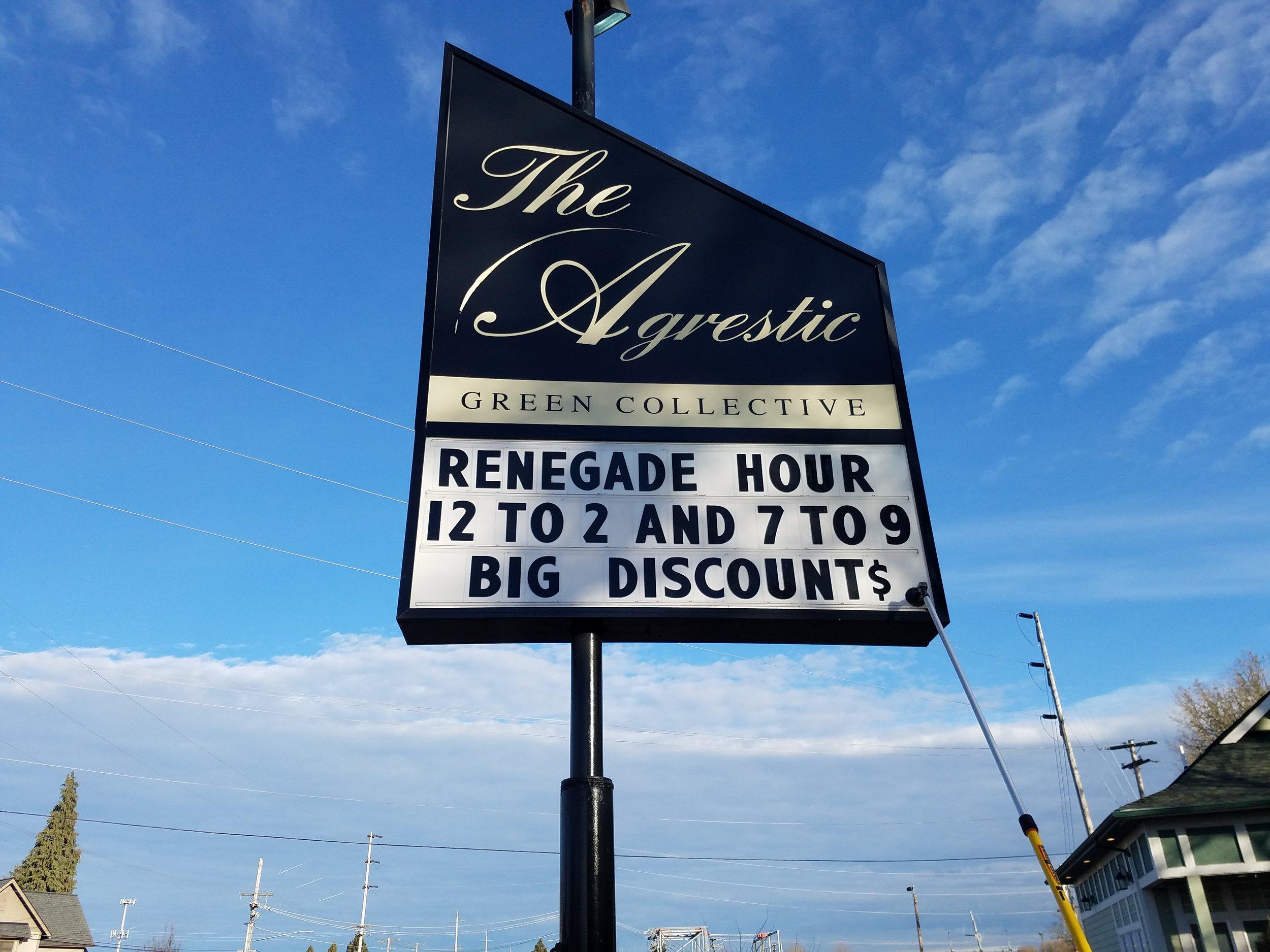Renegade Hour