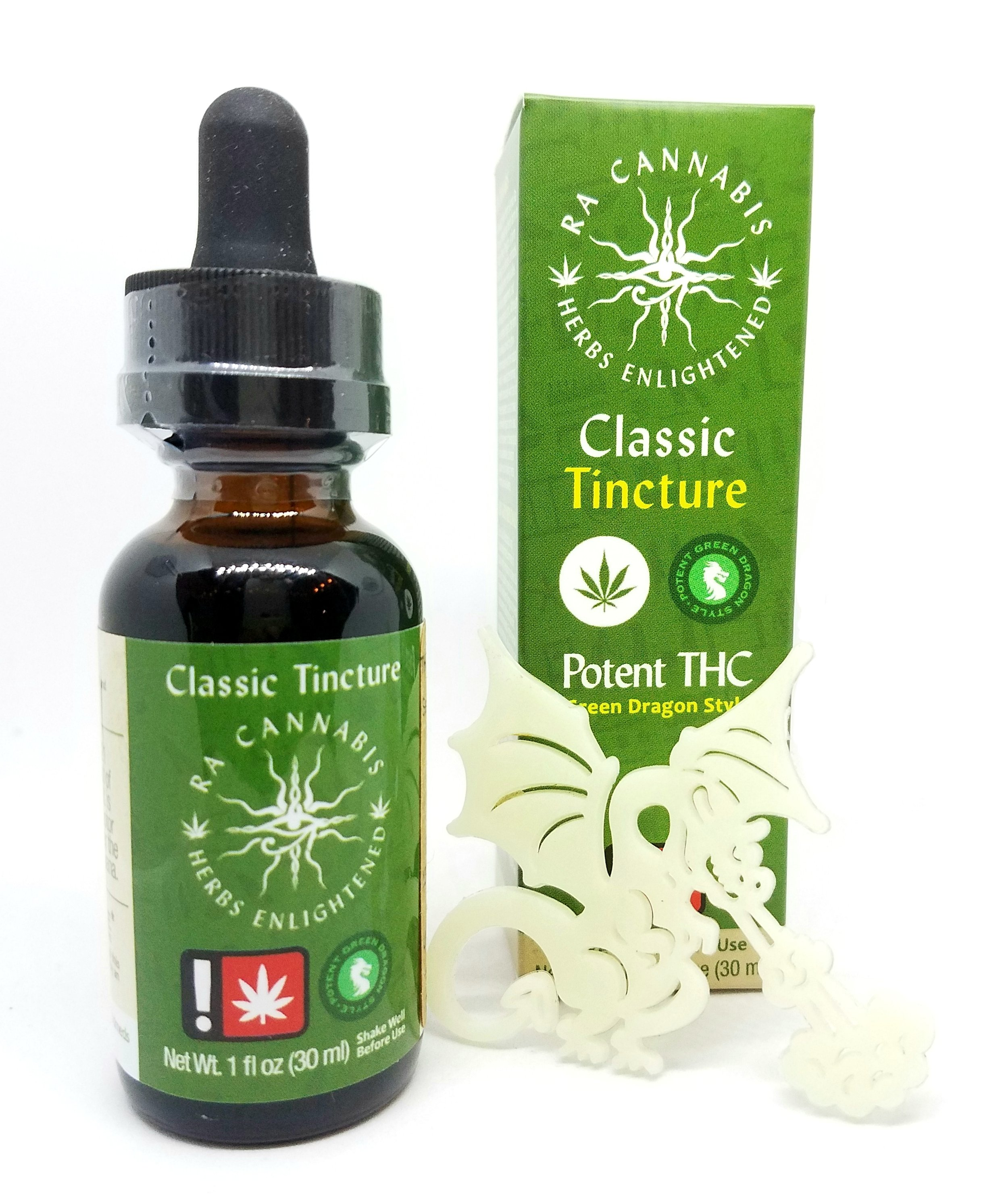 Classic Tincture made by Sun God Medicinals