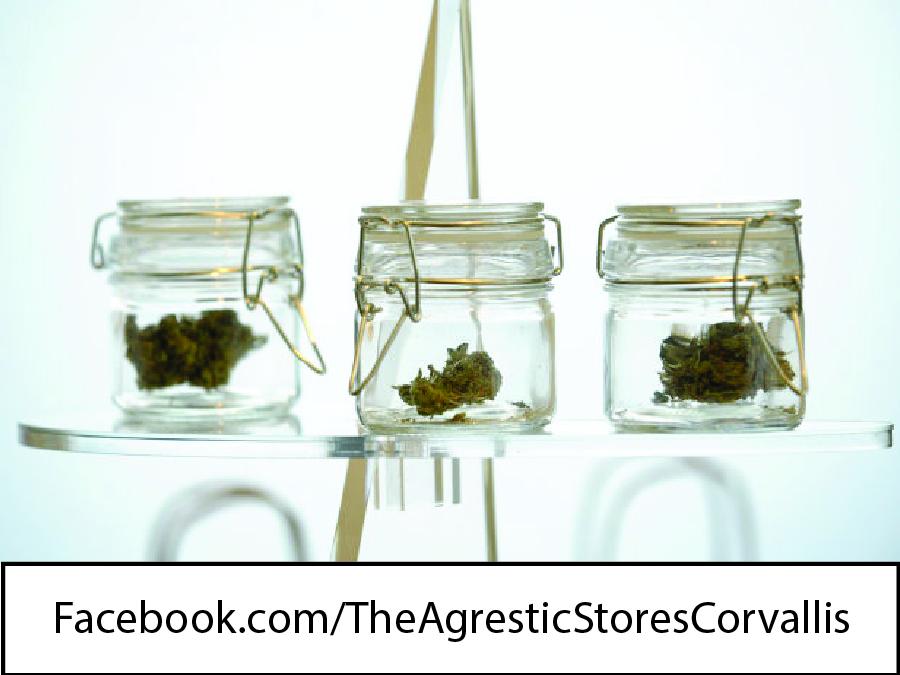 We're on Facebook at www.facebook.com/theagresticstorescorvallis