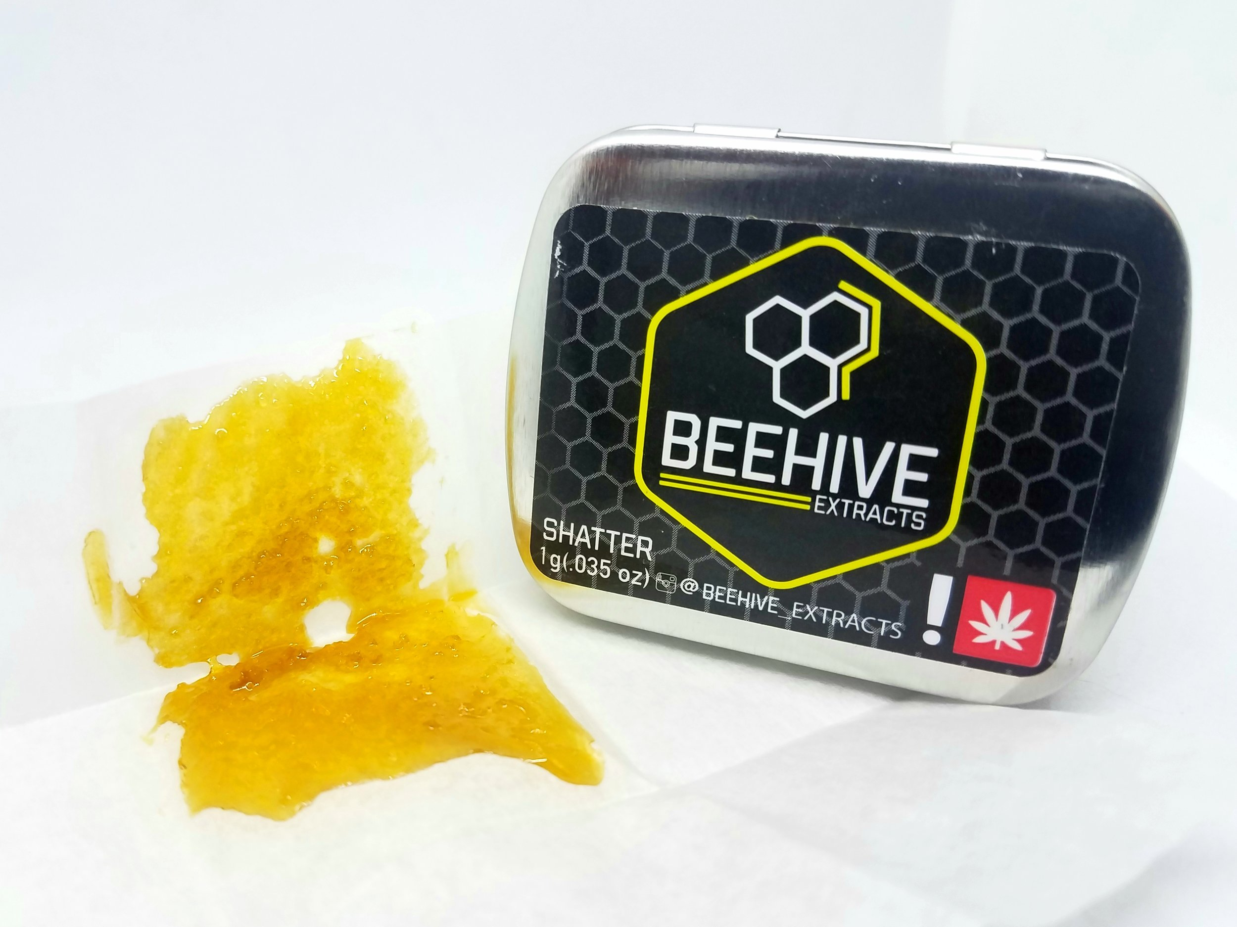 Banner #5 produced by Beehive Extracts
