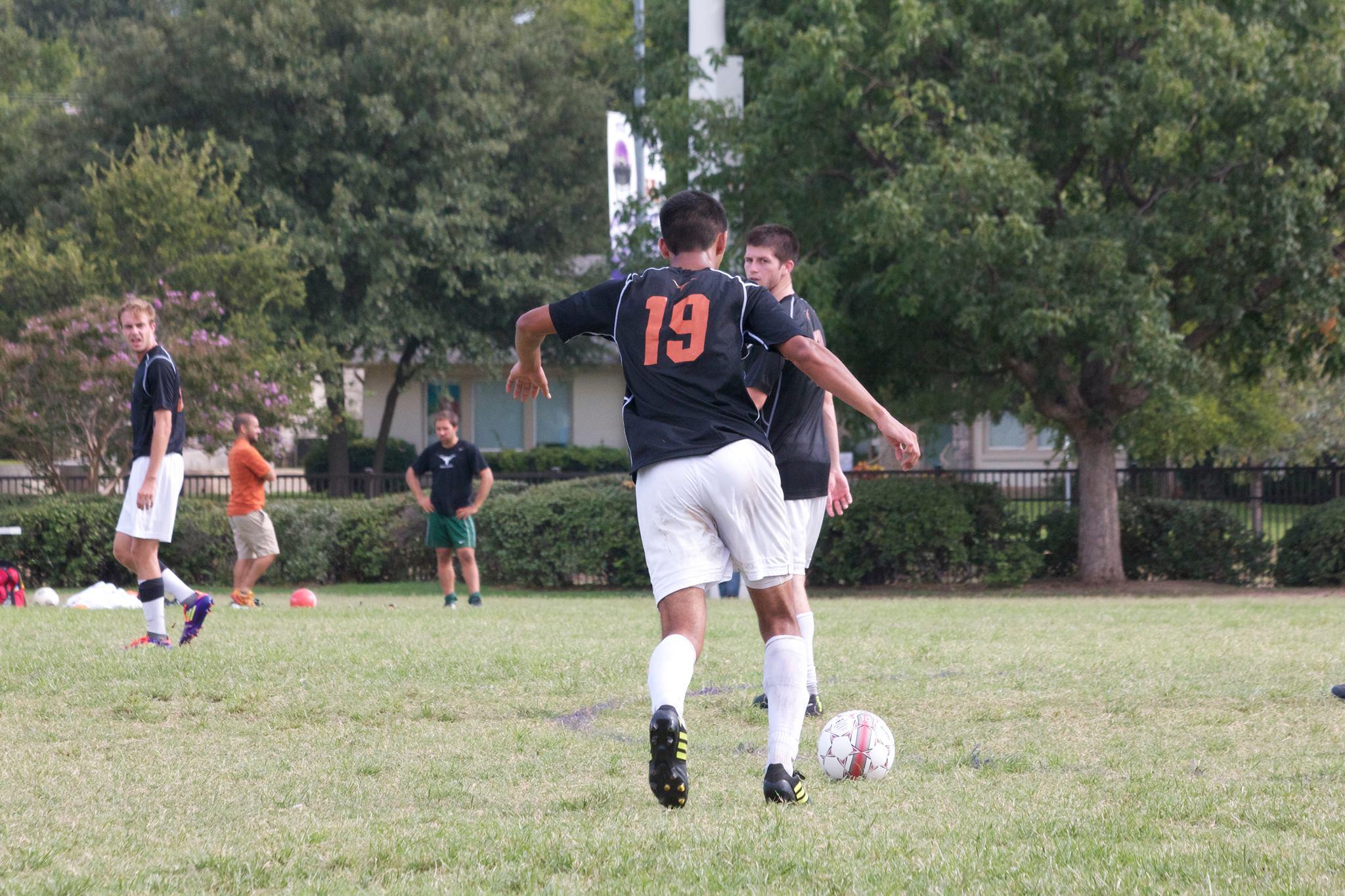 UT Club Soccer