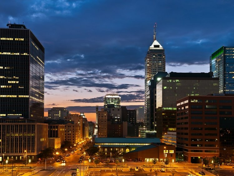 Quantification of Urban Greenhouse Gas Emissions: The Indianapolis Flux Experiment