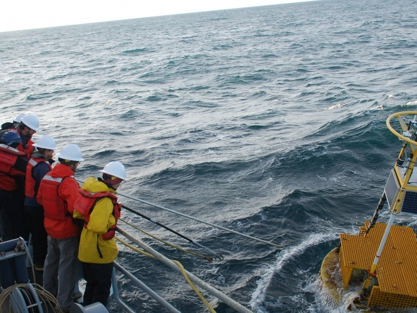 Advances in Ocean Acidification Research