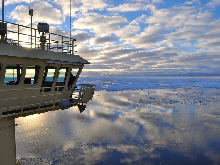 ASPIRE: The Amundsen Sea Polynya International Research Expedition