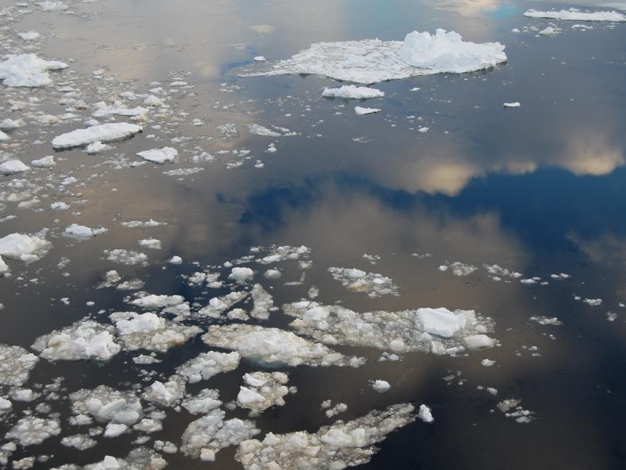 Calm Amundsen Sea