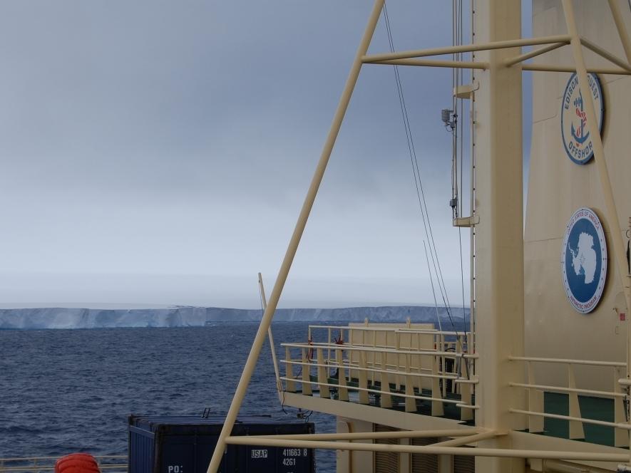 The Dotson Ice Shelf