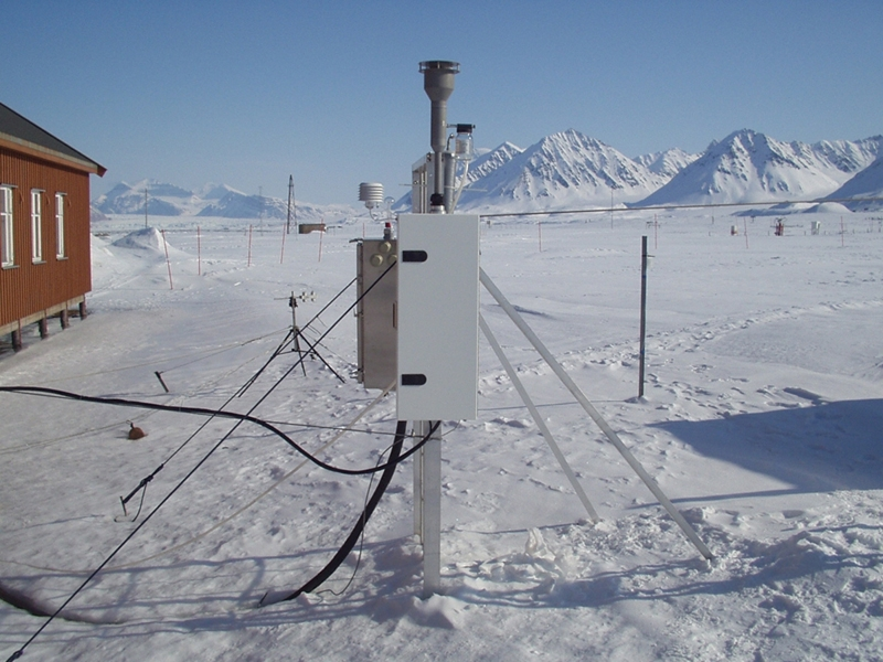Italian Arctic Station
