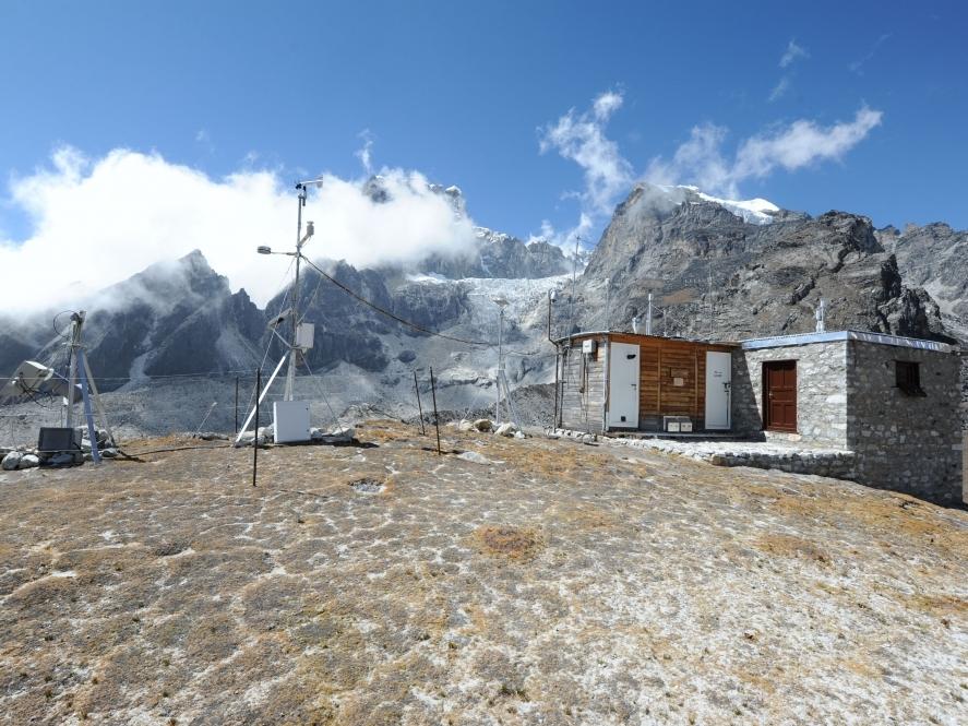 High Mountain Station