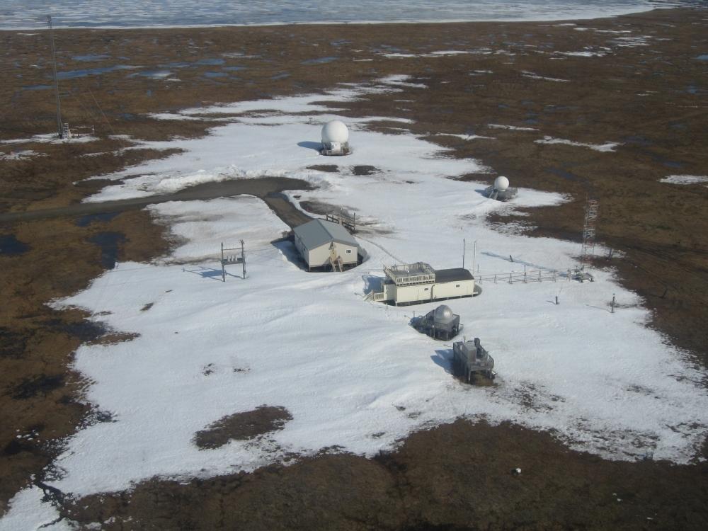 NOAA Barrow Atmospheric Observatory