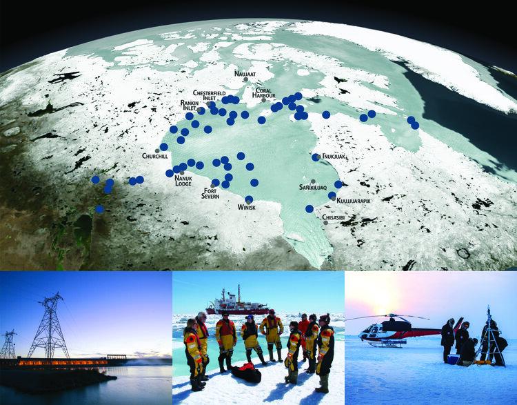 The Hudson Bay System Study (BaySys)