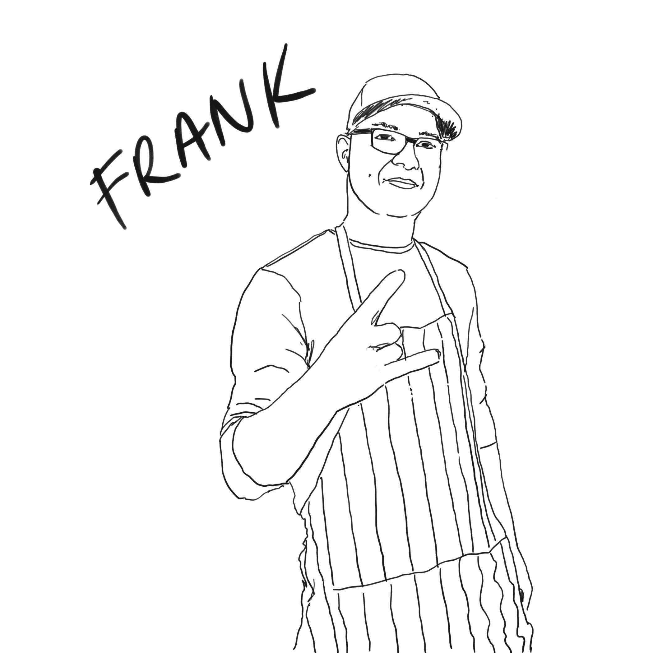 Cook - Frank Ruiz
