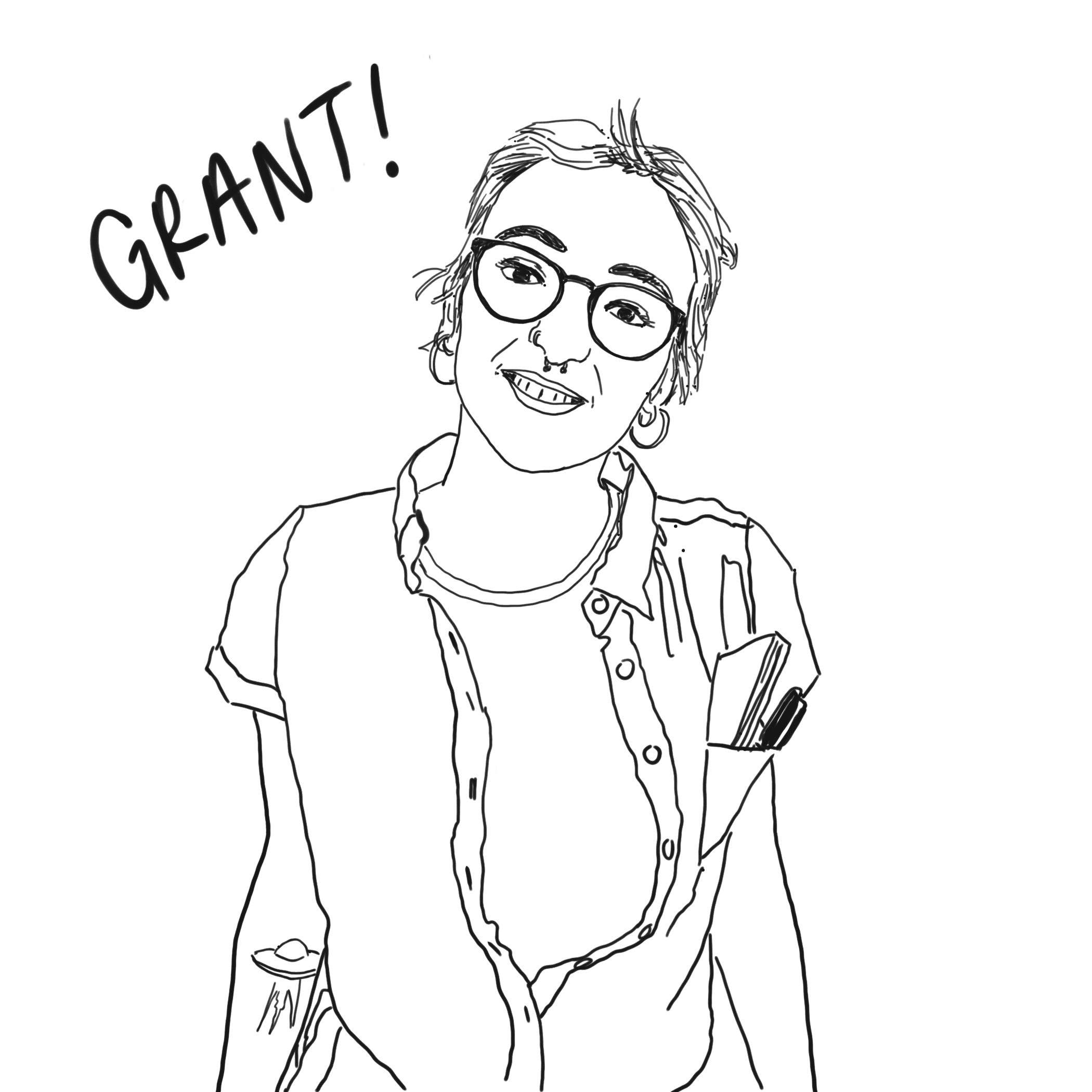 Server - Grant Huggins