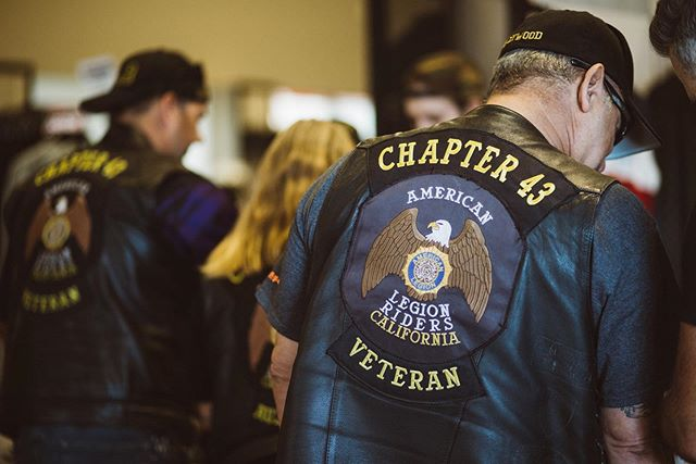 We salute our #americanlegionriders this week as Good Ride Columbus steadily approaches. You can help in your own way by signing up or donating a ride to a Veteran and show your support for the #goodride! . . . #infiniteherofoundation #supportyourveterans  #goodrideveterans #goodridecolumbus